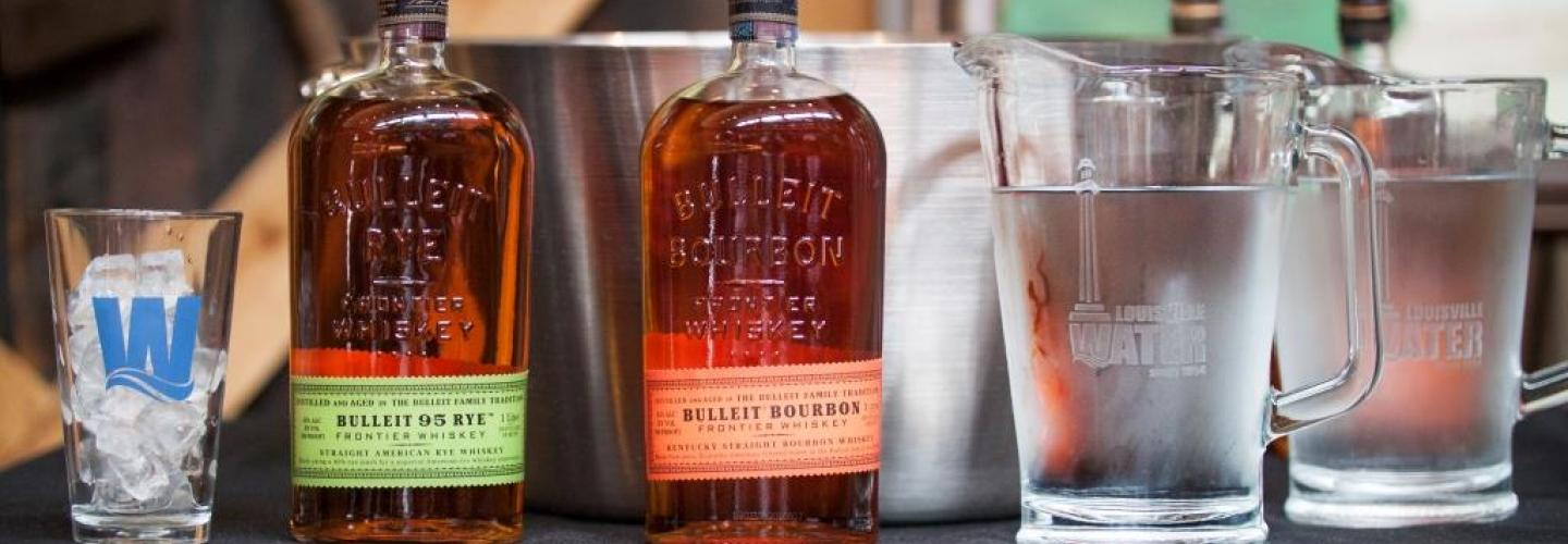 Great Bourbon Starts with Great Water