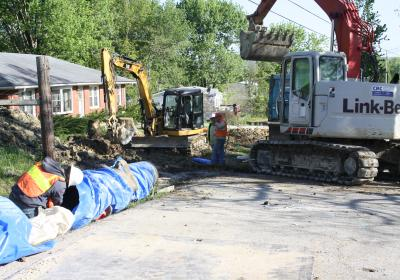 Opening the Pipeline on Expansion