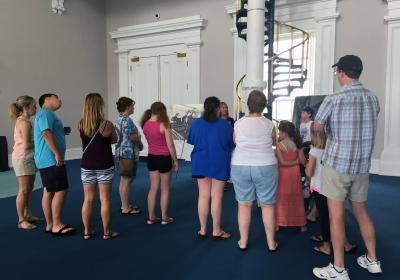 Cultural Pass brings hundreds to WaterWorks Museum