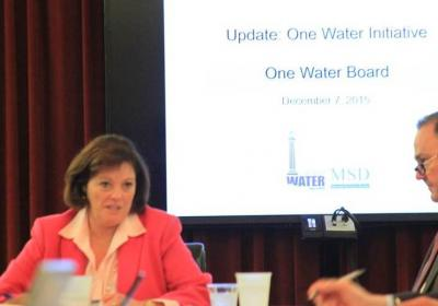 One Water Board Holds First Meeting