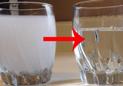 Why is your water cloudy?