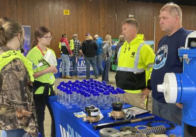 Recruiting the next generation of water professionals