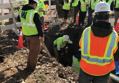 Fairdale High School students get hands-on career experience