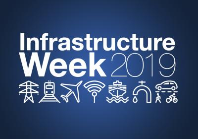 It's National Infrastructure Week