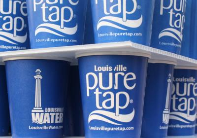Louisville Water Hydrates Thousands During IRONMAN Louisville