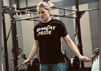 Healthy at home: Scientist focuses on fitness