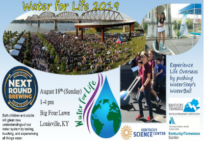 Water for Life festival offers splash of family fun