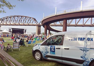 Join us for Waterfront Wednesday!