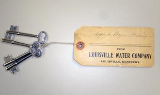 A look back at Louisville Water's four-legged fleet