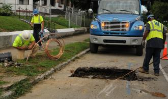Louisville Water increases funding to replace lead service lines