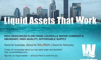 Louisville Water Featured in American Airlines Magazine
