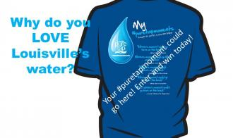 Love Our Water? Tell Us Why!