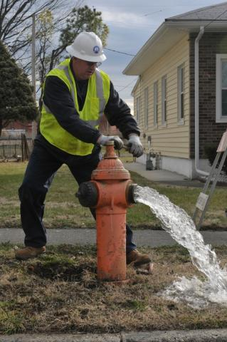Fire Hydrant Maintenance Program