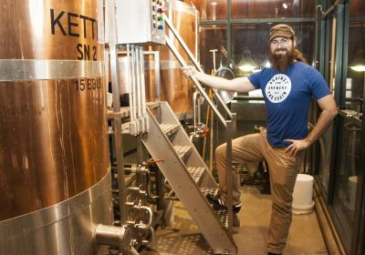 Crafting beer with carefully crafted water