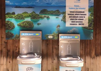 Fill, Drink and Repeat —New Hydration Opportunities at the Louisville Zoo