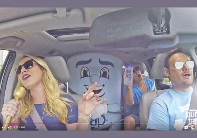 Carpool Karaoke with 99.7 DJX's Sarah Jordan