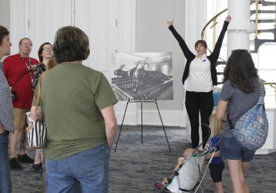 Louisville Water Tower Park is a hit with Cultural Pass participants