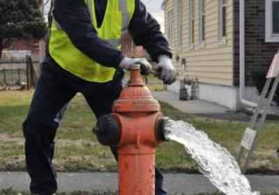 Water's essential role in fire prevention