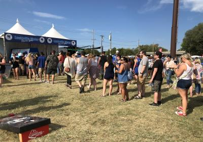 Louisville pure tap® brings star quality hydration to Hometown Rising music festival
