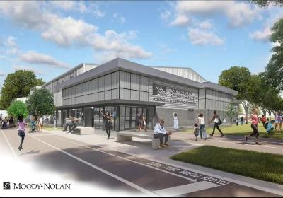 Louisville Water partners with Urban League's sports and learning complex