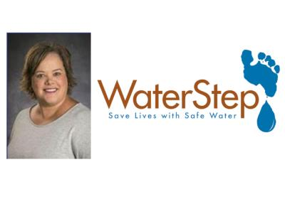WaterStep Board welcomes Louisville Water's Shannon Tivitt