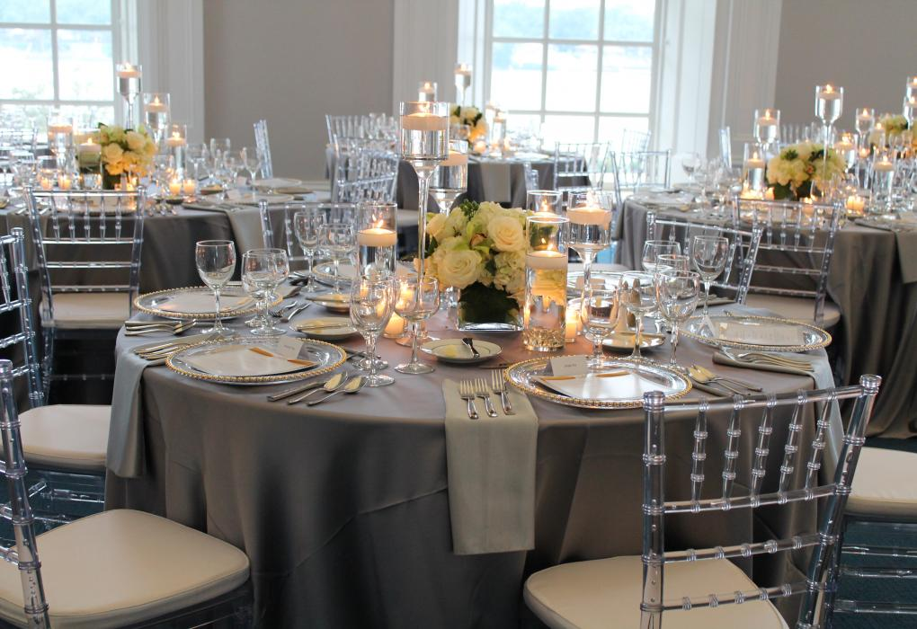 Accommodates Up to 150 Seated Guests